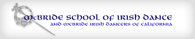 McBride School of Irish Dance